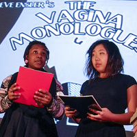 Vagina Monologues Benefit Reading