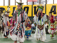 24th Annual University of Iowa Powwow and Round Dance
