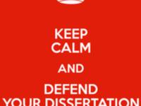 Final PhD Defense for Farqad Hadi