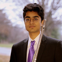 Presidential Scholar Recital Sajant Anand, flute