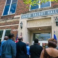 Talbot Hall of Languages