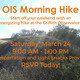 OIS Morning Hike