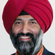 Reception with Baccalaureate Speaker Tarunjit Singh Butalia