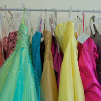 Butterfly Effect Prom Dress Drive