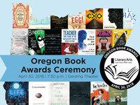 2018 Oregon Book Awards