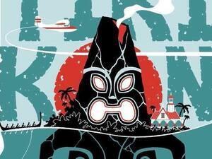Tiki Kon: Fantasy Island