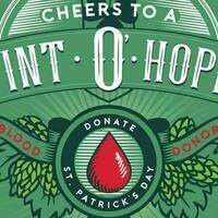 Pint-O-Hope Awareness night with Virginia Blood Services!