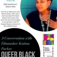 Queer Black Visionaries: A Conversation with Filmmaker Katina Parker
