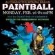 Alternative Spring Break: Family Paintball Center