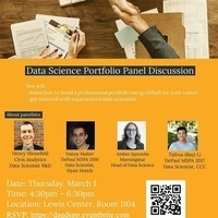 Data Science Portfolio Panel Discussion