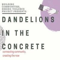 Dandelions in the Concrete