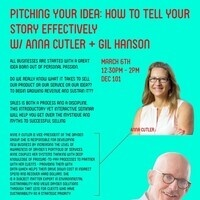 Pitching Your Idea: How to tell your story effectively