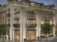 Restoration Hardware's Gallery Store Grand Opening Ceremony