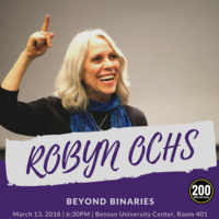 Robyn Ochs: Beyond Binaries