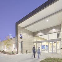 Wildcat Center Athletics Facility - Charlotte  Campus