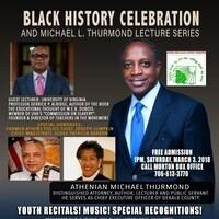 Michael L. Thurmond Lecture Series: Derrick P. Alridge