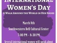 Women's History Month International Women's Day  Program