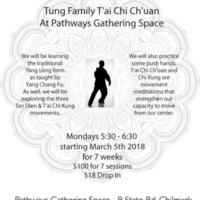 Tung Family T'ai Chi Ch'uan