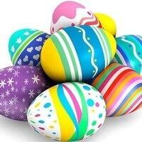 Magic Island Easter Egg Hunt