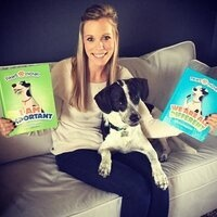Meet the Author:  Miranda Mittleman, Paws and Think!
