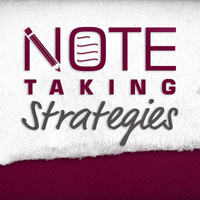 Take This Down: Note Taking Tips