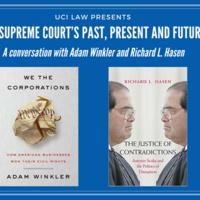 The Supreme Court's Past, Present and Future