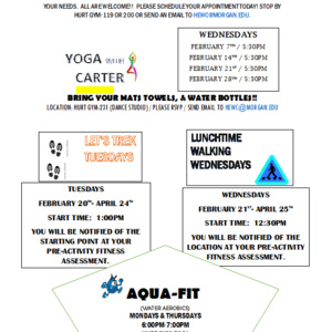 The Health & Wellness Series
