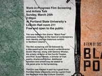 Black Pool: Work-In-Progress Film Screening