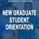 New Graduate Student Orientation (Boca Raton Campus)
