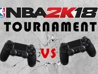 NBA 2k18 Tournement