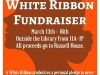 Women's History Month White Ribbon Fundraiser