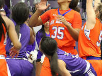 Women's Basketball vs Stephen F. Austin