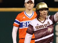 Softball vs. Texas Southern