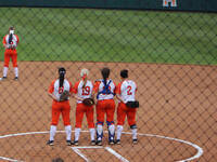 Softball vs. Houston Baptist