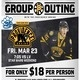 Outing with the Providence Bruins