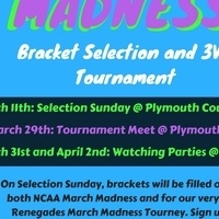 Columbia Renegades March Madness 3v3 Tournament