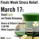 Good Luck on Finals Giveaway