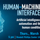 X-Boundaries: The Human-Machine Interface
