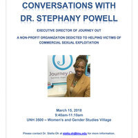 Journey Out - Conversations with Dr. Stephany Powell