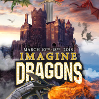 March Break at Casa Loma Imagine Dragons