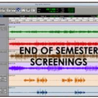 EMF End of Semester Screenings