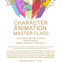 Character Animation Master Class