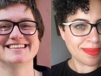 Poetry & Conversation: Lauren Haldeman & Kiki Petrosino