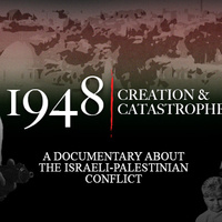 "Film screening and panel discussion: ""1948: Creation and Catastrophe"""