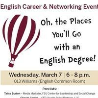 English Career & Networking Event