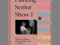 Opening Reception | Senior Painting Show