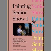 Opening Reception | Senior Painting Show