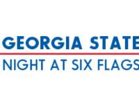 Georgia State Night at Six Flags