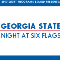 Georgia State Night at Six Flags