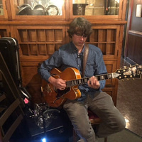 Josh Wisterman at the Buckhorn